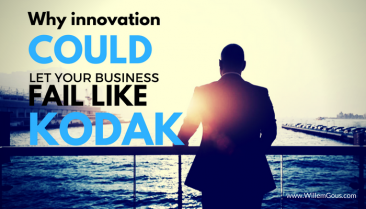 Why business innovation could let your business fail like Kodak