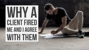 Why a client fired me and I agree with them. 2 tips to avoid getting fired too